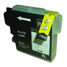 Huismerk Inkt cartridge voor Brother LC 980 985 1100 zwart
