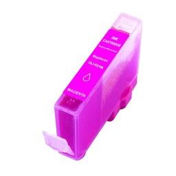 Huismerk Inkt cartridge voor Canon CLI 521 magenta