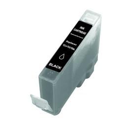 Huismerk Inkt cartridge voor Canon CLI 521 zwart