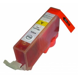Huismerk Inkt cartridge voor Canon CLI 526 geel