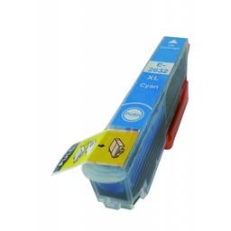 Huismerk Inkt cartridge voor Epson 26Xl cyan