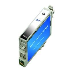 Huismerk Inkt cartridge voor Epson T0611 zwart