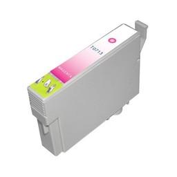 Huismerk Inkt cartridge voor Epson T0713 magenta