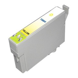 Huismerk Inkt cartridge voor Epson T0804 geel