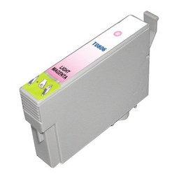 Huismerk Inkt cartridge voor Epson T0806 light magenta