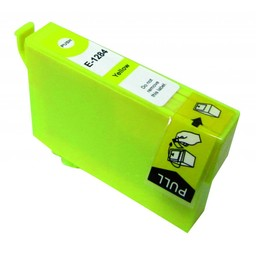 Huismerk Inkt cartridge voor Epson T1284 geel