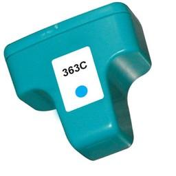 Huismerk Inkt cartridge voor Hp 363 cyan