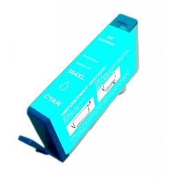 Huismerk Inkt cartridge voor Hp 364Xl cyan