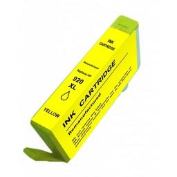 Huismerk Inkt cartridge voor Hp 920Xl geel