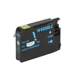 Huismerk Inkt cartridge voor Hp 933Xl cyan Officejet 6600