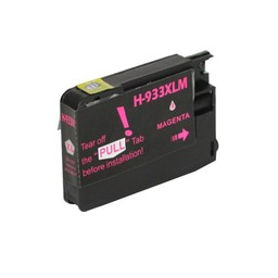 Huismerk Inkt cartridge voor Hp 933Xl magenta Officejet 6600