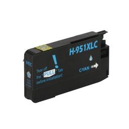 Huismerk Inkt cartridge voor Hp 951Xl cyan Officejet Pro 8100
