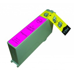 Huismerk Inkt cartridge voor Lexmark 100Xl magenta
