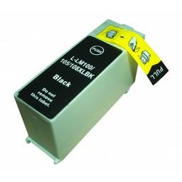 Huismerk Inkt cartridge voor Lexmark 100Xl zwart