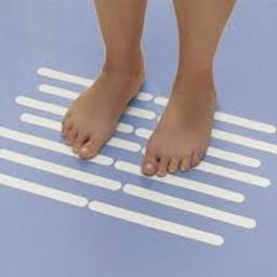 Hpx Aqua Grip anti-slip tape (8 stuks) - transparant 20mm x 240mm
