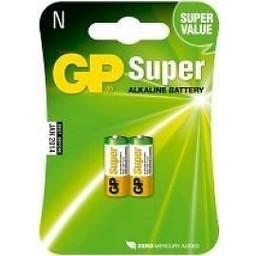 gp GP LR 1 alkaline batterij AA 2 stuks