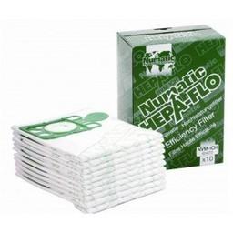 Numatic Numatic stofzuigerzakken NVM 1CH Hepaflo