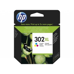 HP HP 302XL High Yield Tri-color Original Ink Cartridge