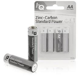 HQ AA-batterij 4 stuks