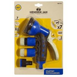 Hendrik Jan Hendrik Jan startset pistoolbroes 3-delig