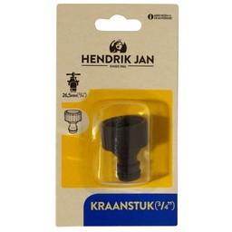 "Hendrik Jan Hendrik Jan kraanstuk 3/4"""