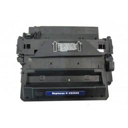 Huismerk Alternatieve toner  voor de  HP  CE255X 55X