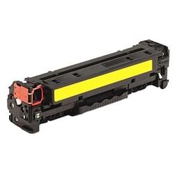 Huismerk Alternatieve toner  voor de  HP  CF 382A Yellow