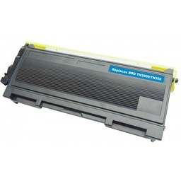 Huismerk Alternatieve toner  voor de  Brother  TN2000