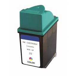 Huismerk Cartridge voor HP 25XL