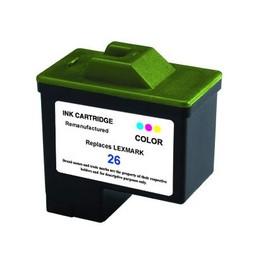 Huismerk Cartridge voor Lexmark NR. 26