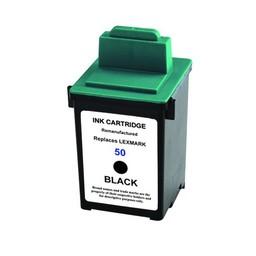 Huismerk Cartridge voor Lexmark NR. 50