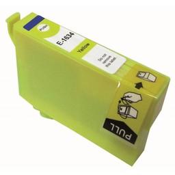 Huismerk Cartridge voor Epson T1634 Yellow
