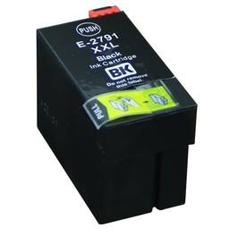 Huismerk Cartridge voor Epson T 2791 Black XXL
