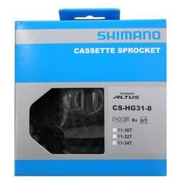 Shimano Shim cass 8v 11/34 HG31