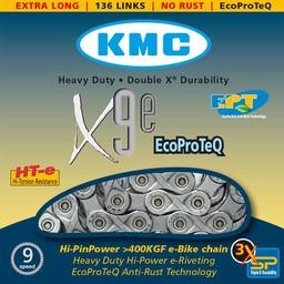 KMC KMC kett X9 e-bike