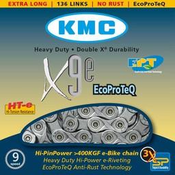 KMC KMC kett X9E EPT e-bike