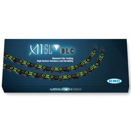 KMC KMC kett X11 SL DLC zw/grn
