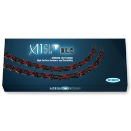 KMC KMC kett X11 SL DLC zw/rd