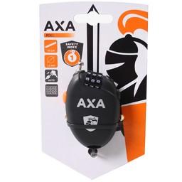 Axa cijferslot Roll Retractable 1,6