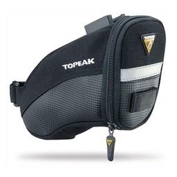 Topeak zadeltas Aero WP S clip