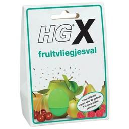 HG HG X Fruitvliegjesval + 20ml val vloeistof