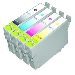 Huismerk Set cartridges voor Epson T0715