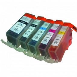 Huismerk Set cartridges voor Canon PGI 525 526