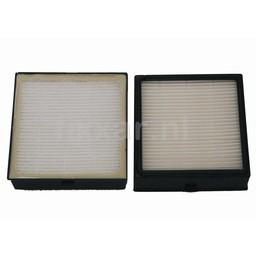 Huismerk NILFISK King H12 hepa filter series 500>599