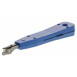 Valueline LSA punchdown tool voor LSA krone en strips blauw
