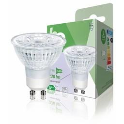 HQ HQ LED-Lamp Halogeen-Look MR16 GU10 3.1 W 230 lm 2700 K