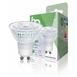 HQ HQ LED-Lamp Halogeen-Look MR16 GU10 4.3 W 345 lm 2700 K