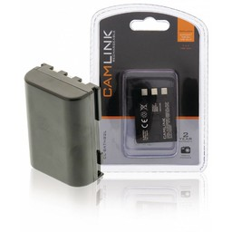 Camlink Oplaadbare Lithium-Ion Camera Accu 7.4 V 780 mAh