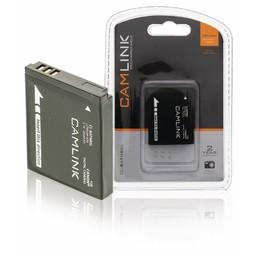 Camlink Oplaadbare Lithium-Ion Camera Accu 3.7 V 850 mAh