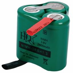 HQ Oplaadbare NiMH Batterij Pack 3.6 V 2400 mAh 1-Pack